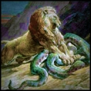 Cover of track LION VERSUS SNAKE  - ROCKSTEADY DUB REGGAE by docremix