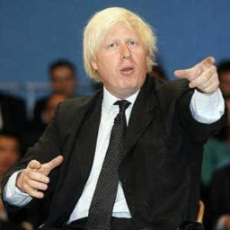 Boris Johnson Guitar Capo