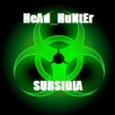 Cover of track SUBSIDIA & HeAd_HuNtEr - HAPPY DOOMSDAY by Subsidia ----- JUST SLAYED A FUCKING DRAGON (very tired) .....gonna go out for diner
