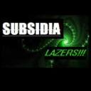 Cover of track LAZERS!!! by Subsidia ----- JUST SLAYED A FUCKING DRAGON (very tired) .....gonna go out for diner