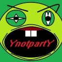 Cover of track Get Up And Scream by YnotpartY