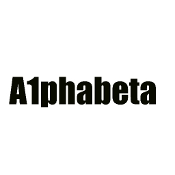 Avatar of user A1phabeta