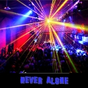 Cover of track Never Alone by Dazzriff