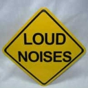 Cover of track loud noise by Ded Kat