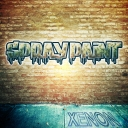 Cover of track Spray Paint by XENON