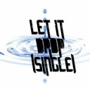 Cover of track let it drop (single) by ultraprime