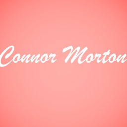 Avatar of user Connor Morton Music