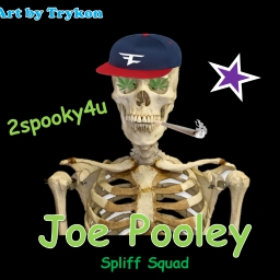 Avatar of user Joe Pooley (Spliff Squad)