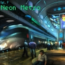 Cover of track Sgt. P - Neon Metro by Sgt. P