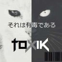 Cover of track letters by Tox1k