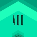 """Cover of track 400 """"Ambient"""" by Aeiter"""