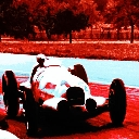 Cover of track Juan Antonio Garcia de Arroyo And His Three Spare Tires by Alan Ross