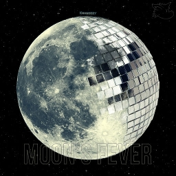 Cover of track moon's fever by Kangoozy