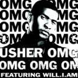 Cover of track OMG-Usher ft. WILL.I.AM by The Kudder