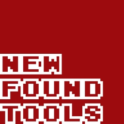 Cover of track New Found Tools by Choonable