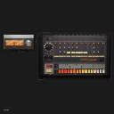 Cover of track TR 808 class beats by Adam