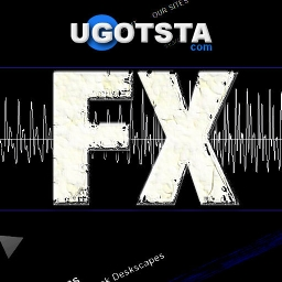Cover of track Ugotsta-FX-ElectricSparks by Ugotsta