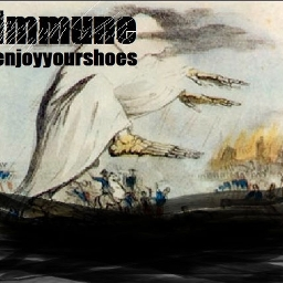 Cover of track Immune by shoes