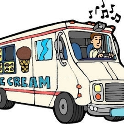 Cover of track ice cream truck mix up by blackieswain