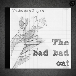 Cover of track The bad bad cat by Yakim