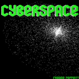 Cover of track Cyberspace by freddiep