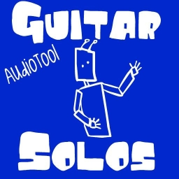 Cover of track Guitar Solos by AudioCheska