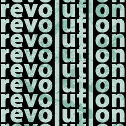 Cover of track Revolution by Vinyl Tees