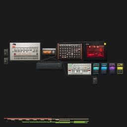 Cover of track All In Your Mind by MouthBox