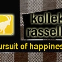 Cover of track pursuit of happiness by kollektiv rasselbock
