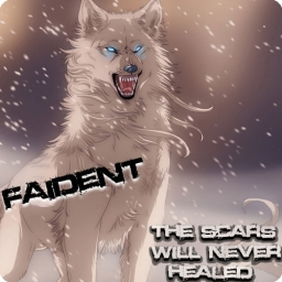 Cover of track The Scars will never healed by Faident