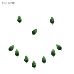 Cover of track TREE BATTLE by pot