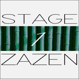 Cover of track STAGE1 (ZAZEN) by pot