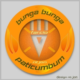 Cover of track Bunga Bunga Paticumbum by ntjon