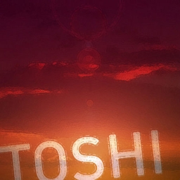 Cover of track Sunday Sunset by Toshi