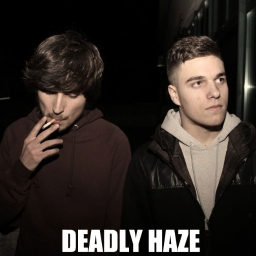 Cover of track Gunpowder by Deadly Haze