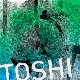 Cover of track Displaced Emotion (Relaxation Mix) by Toshi