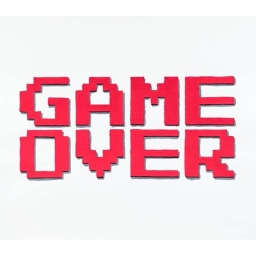 Cover of track GAME OVER by MR_EROT