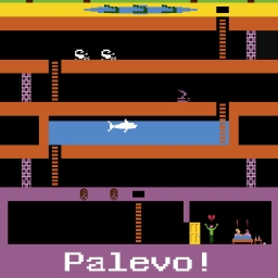 Cover of track Palevo! by GAAAWD (ex. iTem)