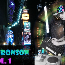 Cover of track Dj Ronson - My beat by Ronny