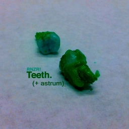 Cover of track teeth. (Astrum Remix) by Astrum