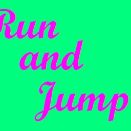 Cover of track Run and Jump! by wildankers