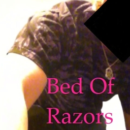 Cover of track Razors Kiss by BedOfRazors