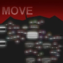 Cover of track move by sumad