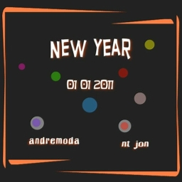 Cover of track new year by ntjon