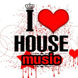 Cover of track I <3 House by MorganCorfield