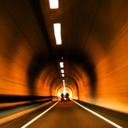 Cover of track Tunnel by cripta