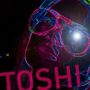 Cover of track Cold Girl (Extended Eighties Mix) by Toshi