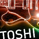 Cover of track Guitar Freak (Dub Mix) by Toshi