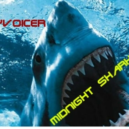 Cover of track Midnight Shark by Skyvoicer
