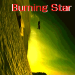 Cover of track Burning Star by pot